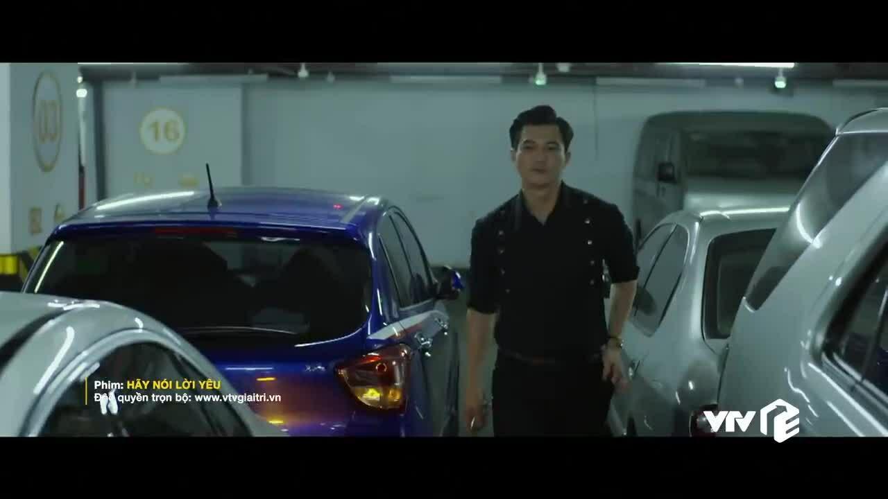 Hà Việt Dũng, Trọng Trinh trong phim 'Hãy nói lời yêu'