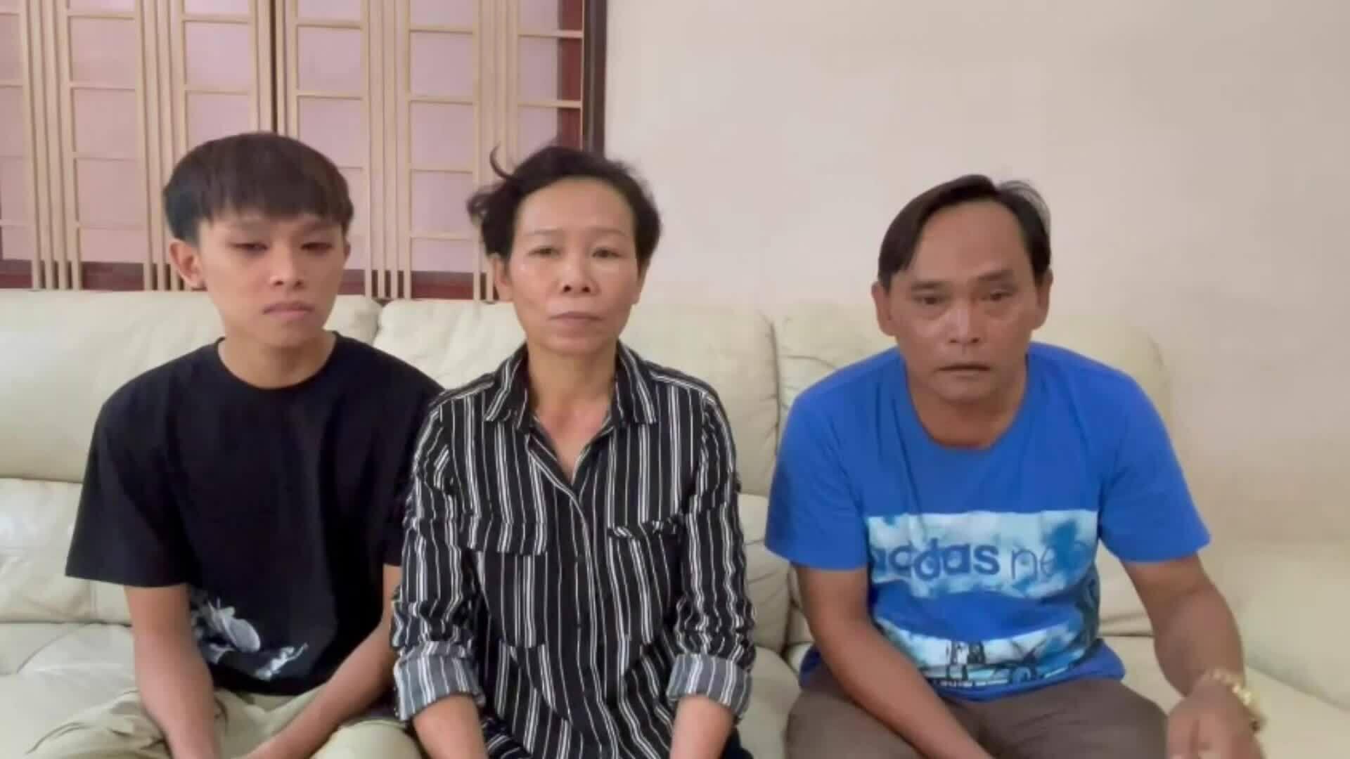 Hồ Văn Cường muốn yên ổn để thi cử
