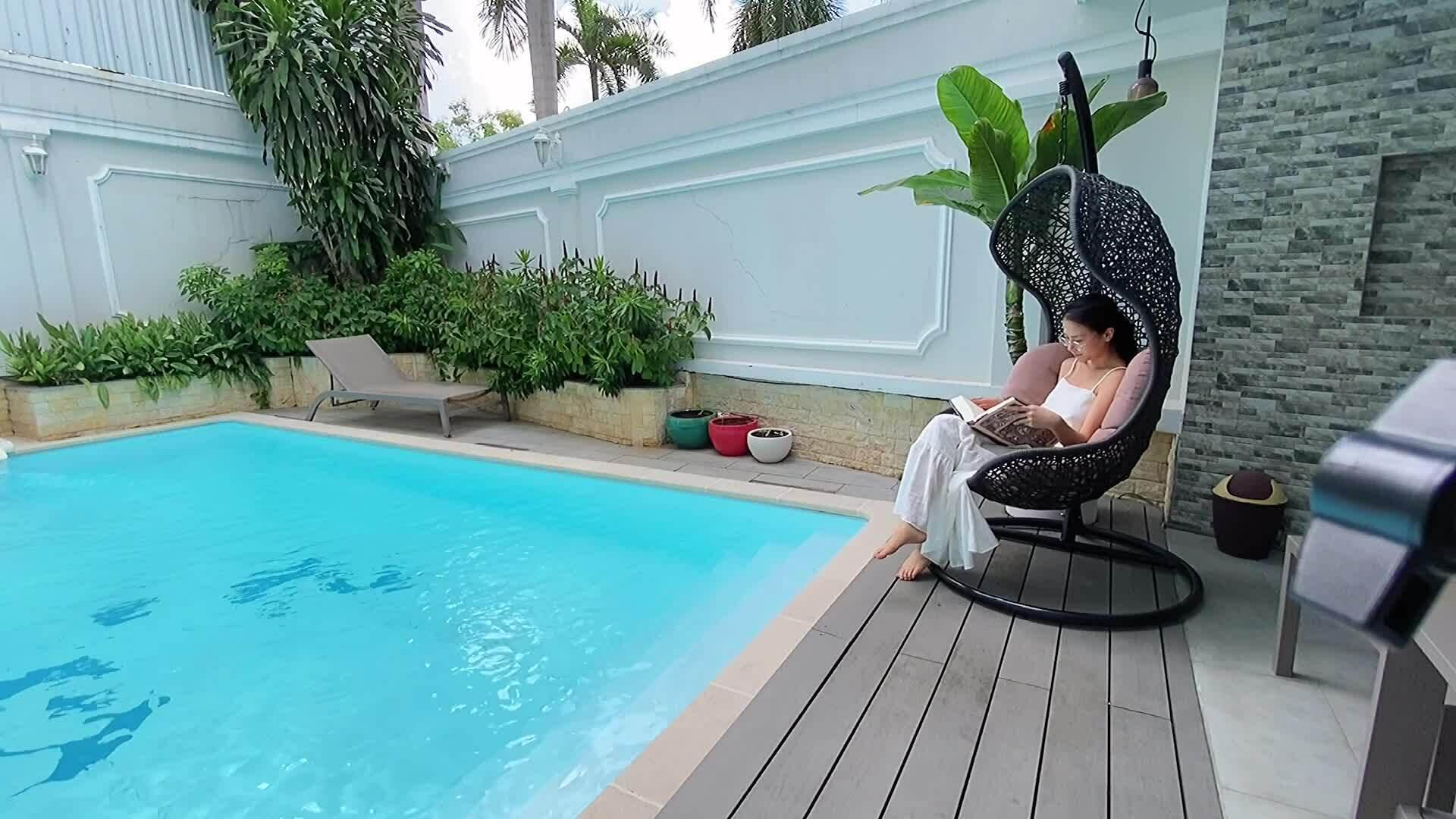 Một ngày ở nhà của Hoa hậu Phương Khánh