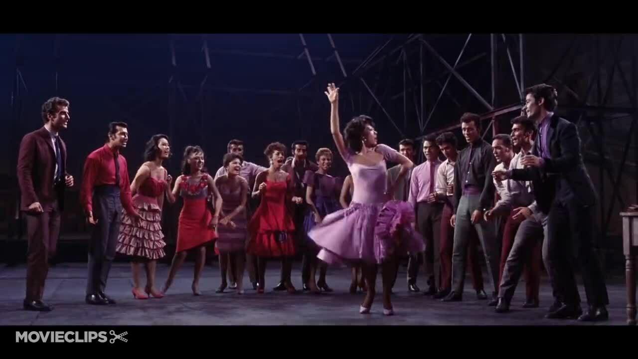 "Rita Moreno trong ""West Side Story"""