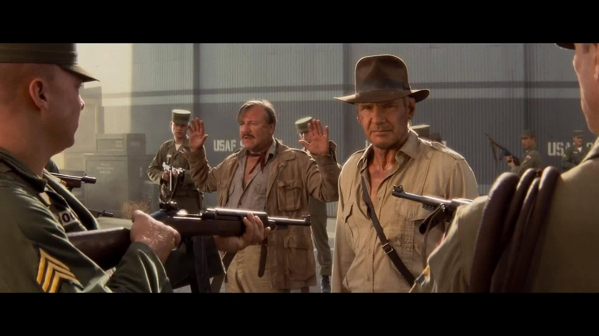 Trailer Indiana Jones 4