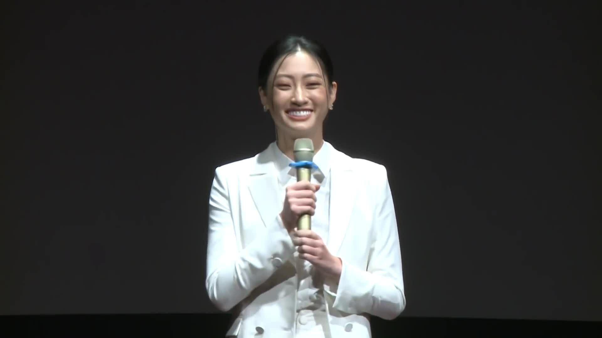 Hoa hậu Lương Thùy Linh hướng dẫn bí quyết hùng biện tốt