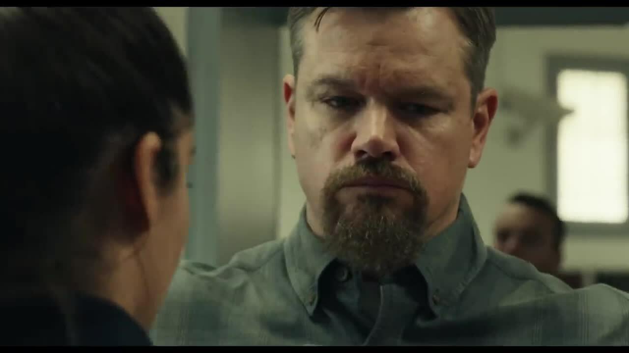 "Trailer ""Stillwater"" Matt Damon"