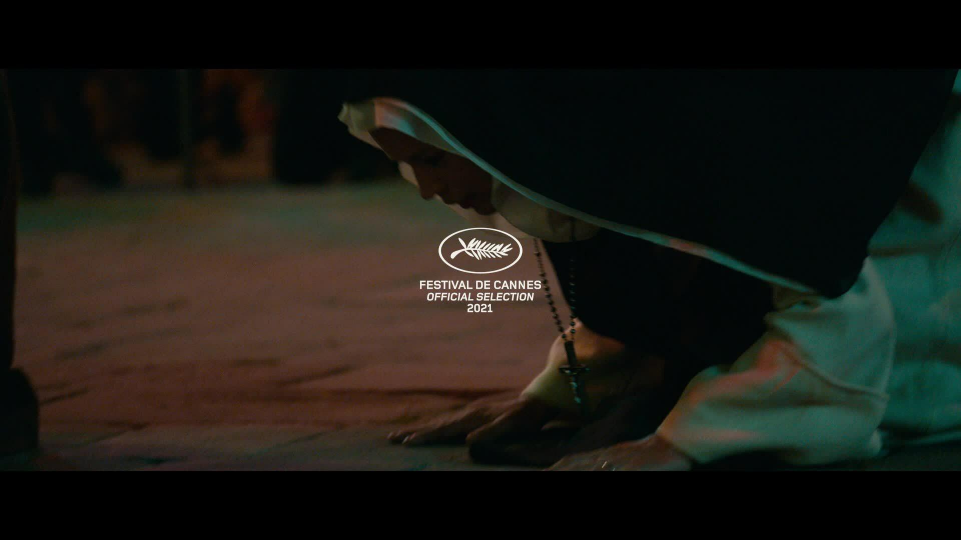 "Paul Verhoeven ""Benedetta"" trailer"