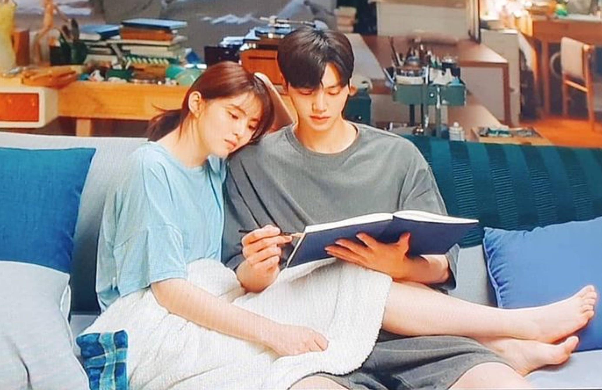 Cảnh ân ái của Han So Hee gây sốt