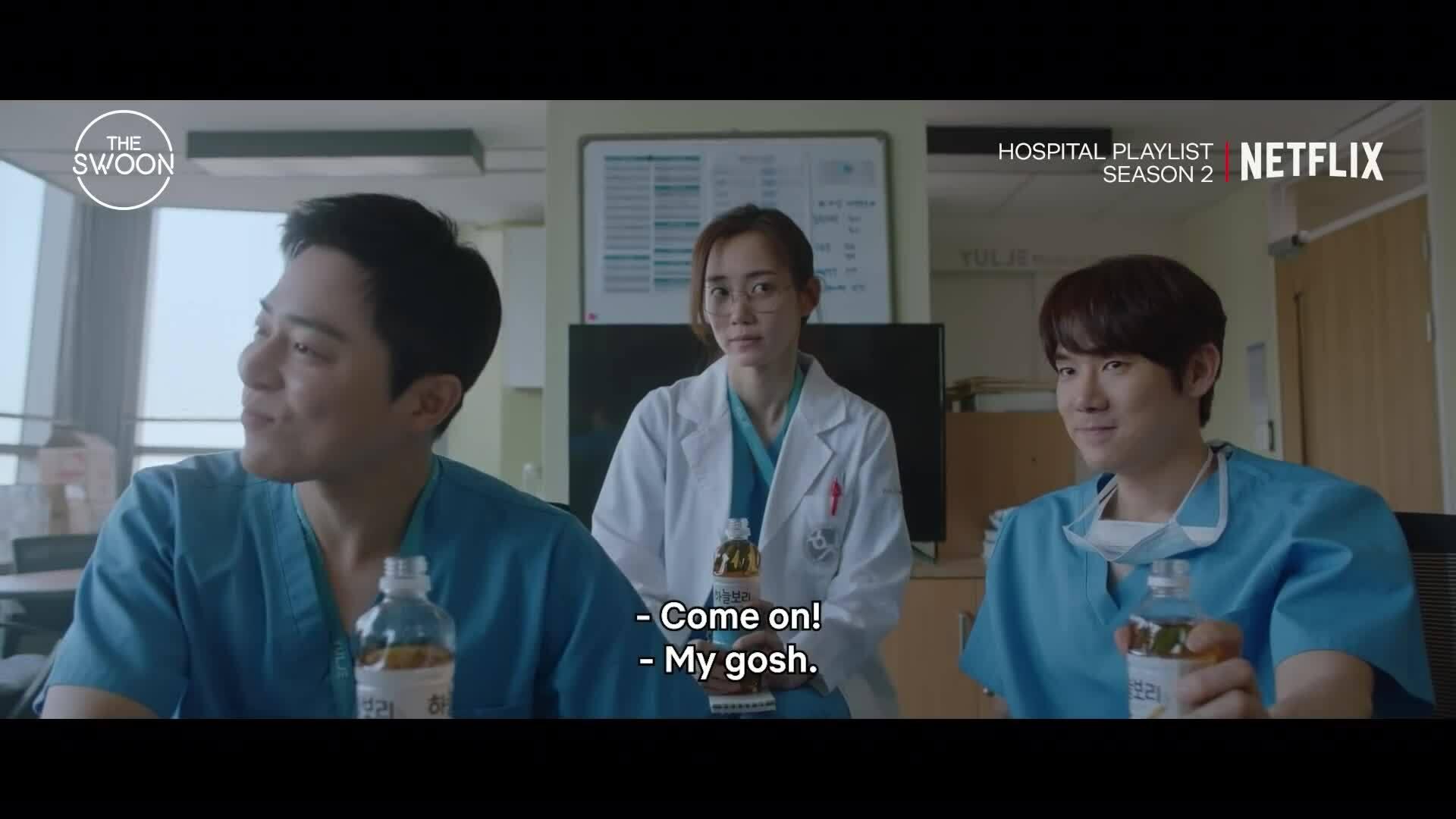 Ik Jun suýt tiết lộ chuyện tình của Jung Won