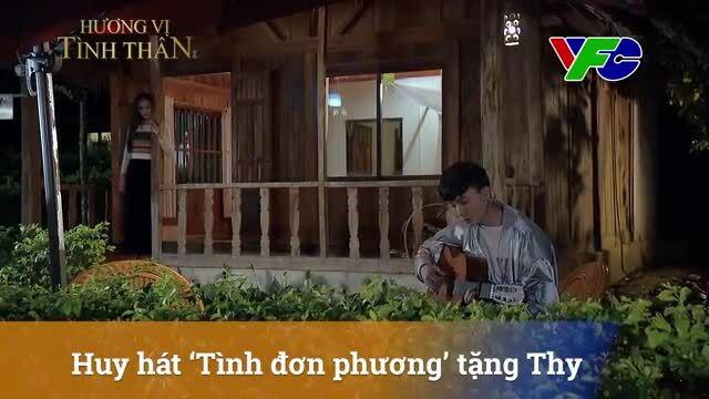 """Hoàng Anh Vũ hát """"Tình đơn phương"""""""