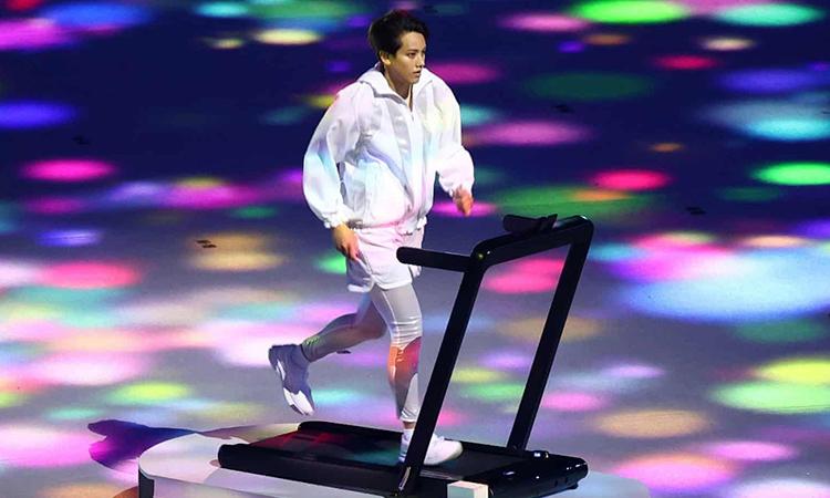 Tiết mục khai mạc Olympic 2020 tôn vinh các vận động viên