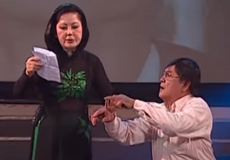 """Trích đoạn """"Tấm lòng của biển"""" - Hùng Minh, liveshow Mộng Tuyền 2007"""