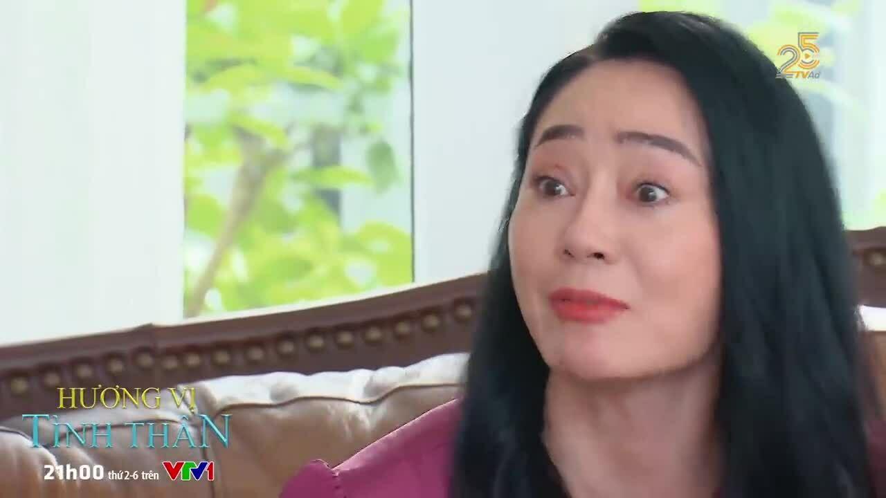 Khán giả ức chế vai của Quách Thu Phương trong 'Hương vị tình thân'