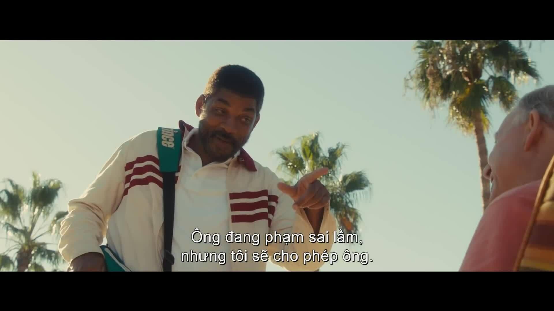Trailer King Richard