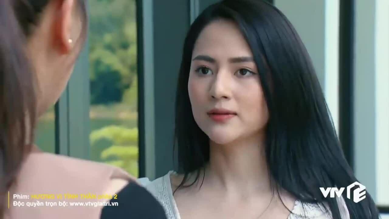 Thiên Nga (Việt Hoa) trong 'Hương vị tình thân'