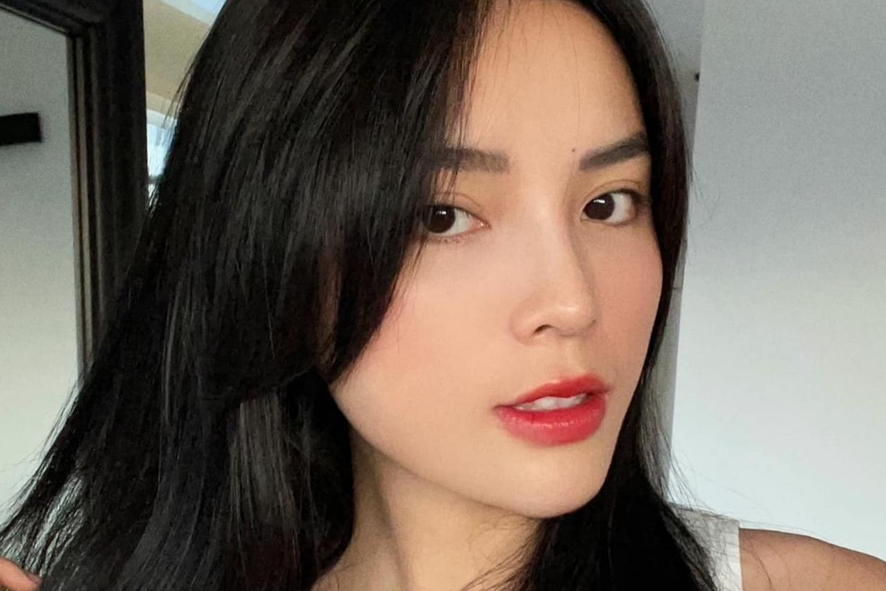 Kỳ Duyên nhờ Minh Triệu cắt tóc