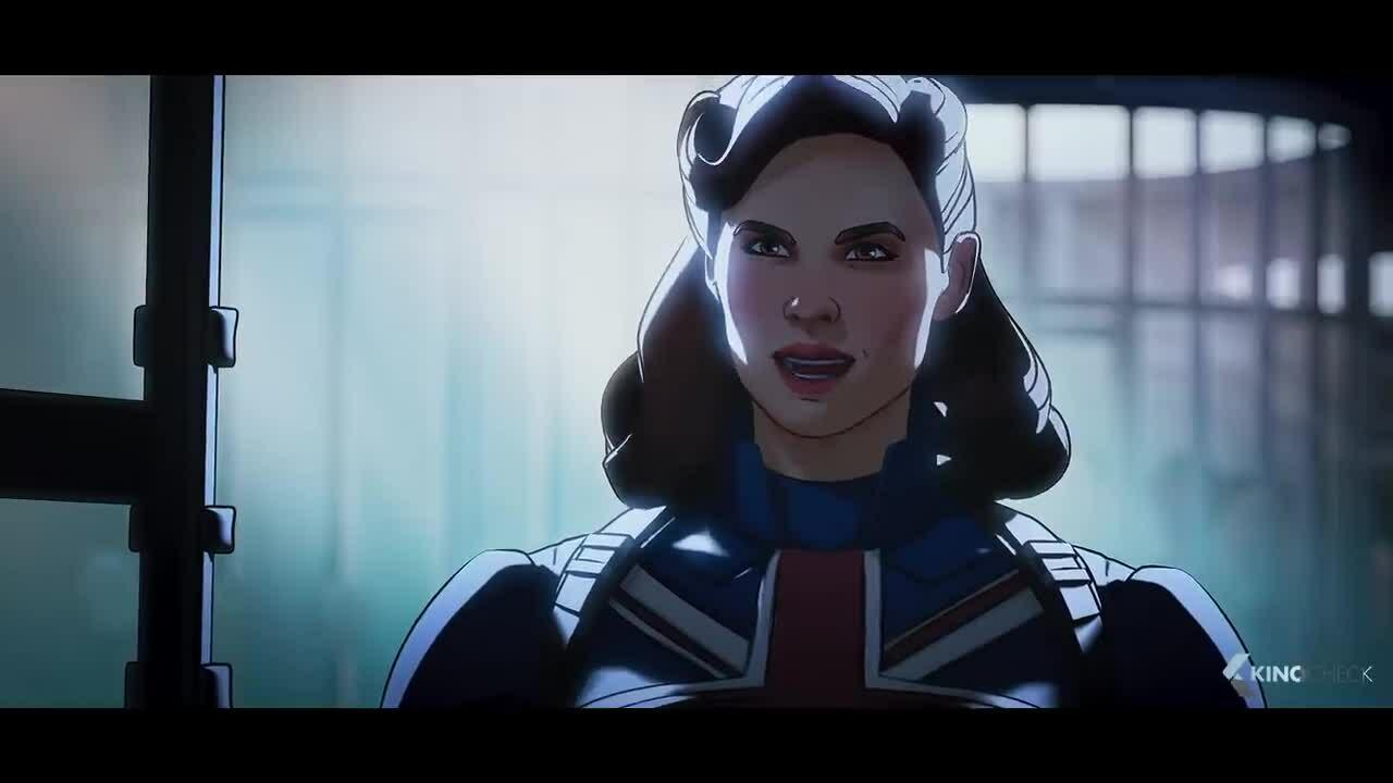 """Trailer phim hoạt hình siêu anh hùng """"What If…?"""""""