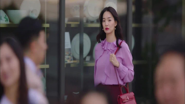 """Shin Min Ah trong tập 3 """"Điệu cha cha làng biển"""""""