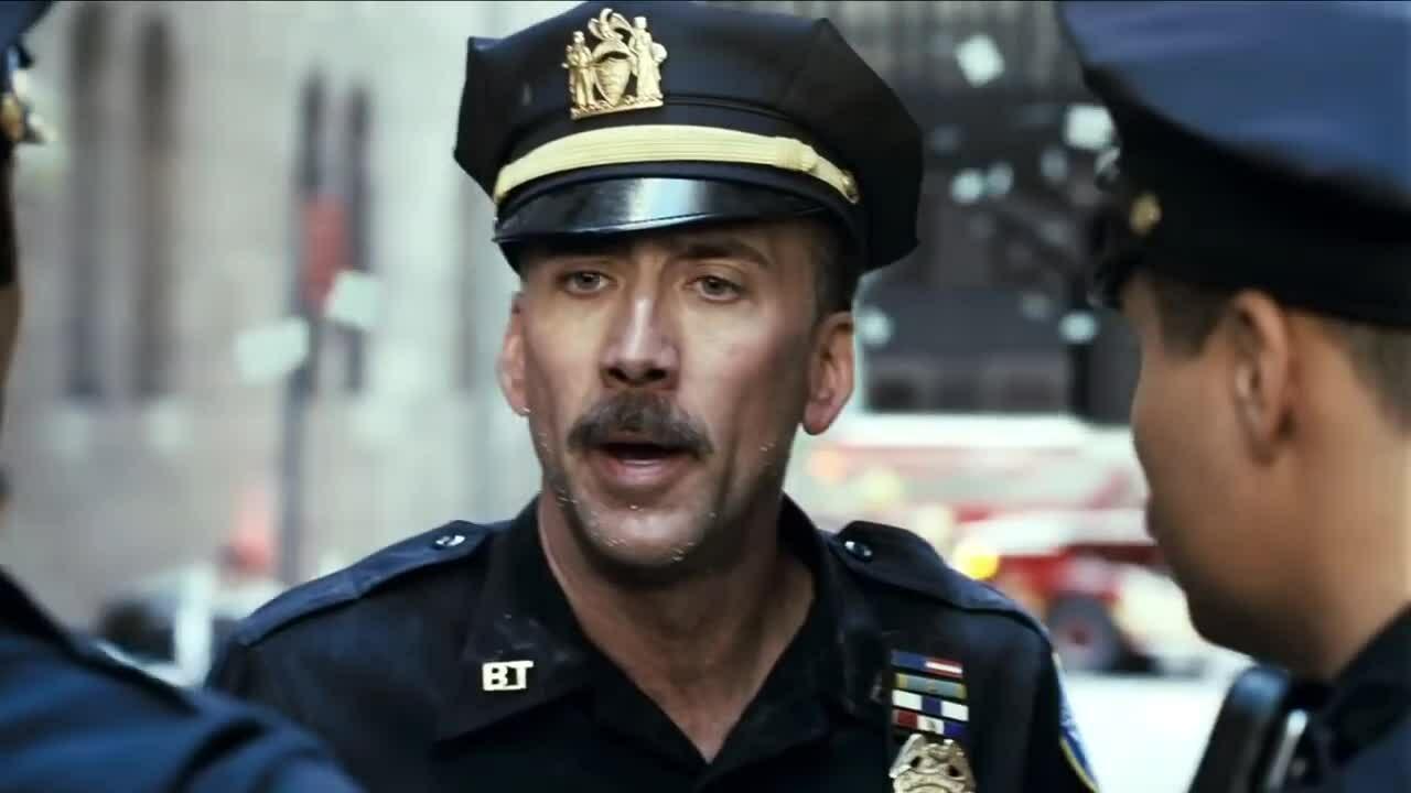 "Trailer ""World Trade Center"""