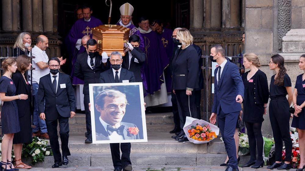 Tang lễ tài tử Jean-Paul Belmondo