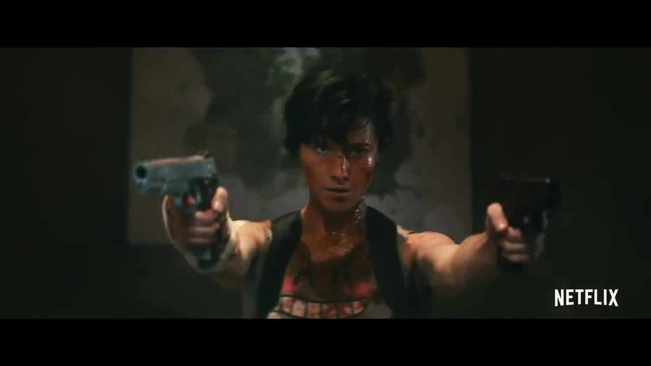 Trailer phim 'Kate'