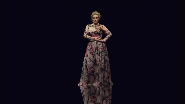 Adele hát 'Send My Love (To Your New Lover)'