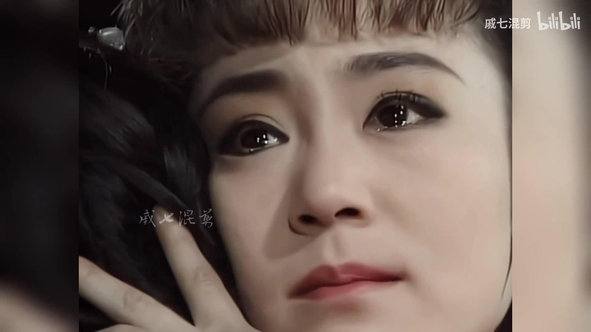 Những cảnh khóc của Lưu Tuyết Hoa trên màn ảnh