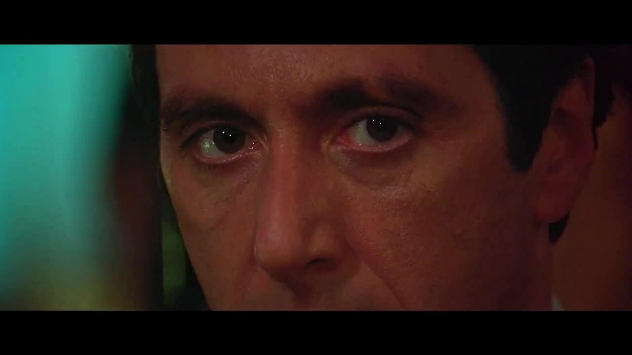 """Trailer """"Scarface"""""""