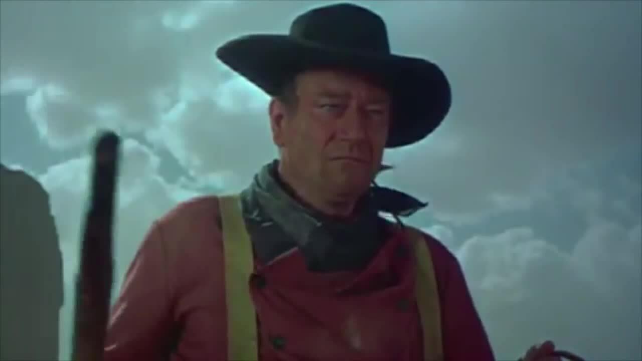 """Trailer """"The Searcher"""" (1956)"""