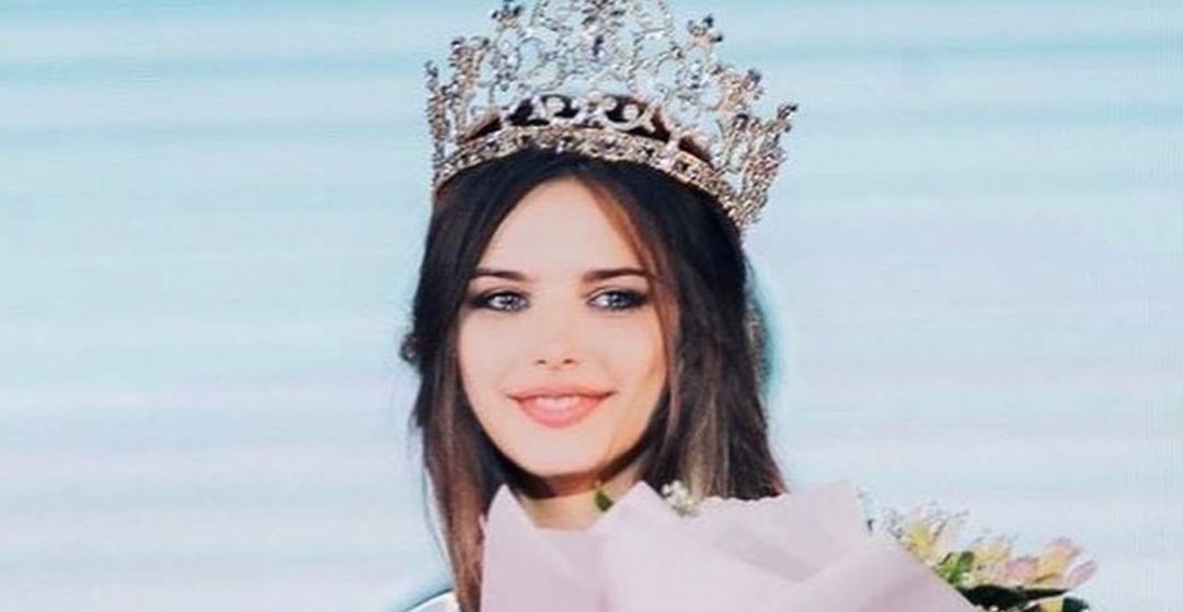 Anastasia Almyasheva tại Young Beauty of Russia 2020