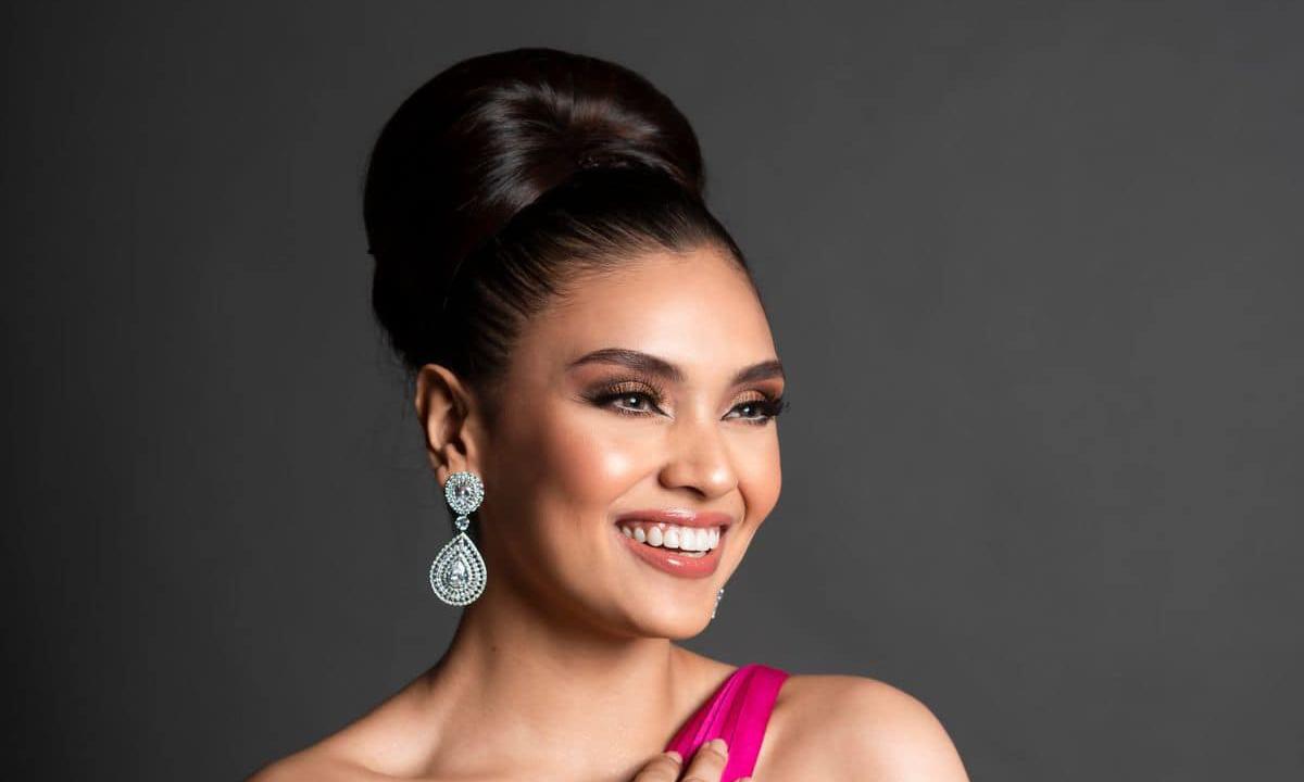 Ganiel Krishnan trình diễn ở chung kết Miss World Philippines bỏ danh hiệu