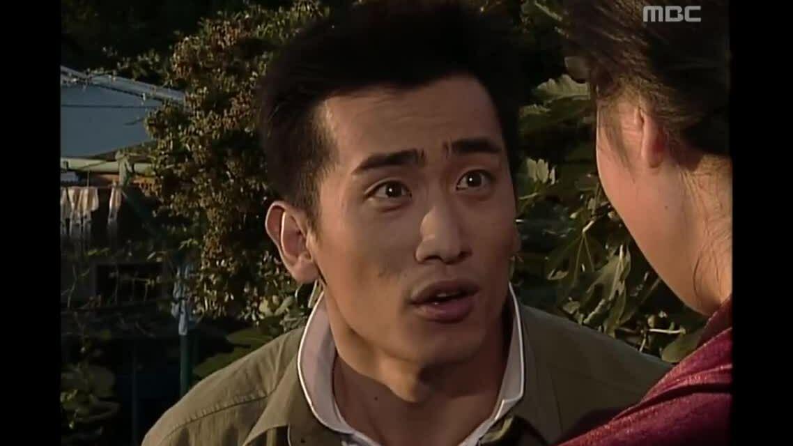 Cha In Pyo trong phim 'Anh và em'