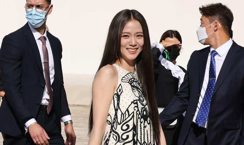 Jisoo (Blackpink) phủ nhận hẹn hò Son Heung Min