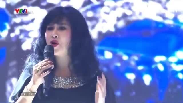 Thanh Lam hát 'Tôi hỏi cây tần bì'