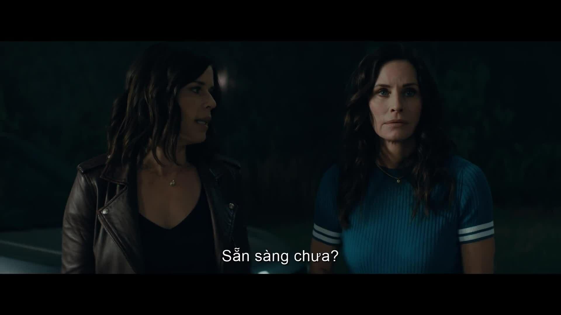 Scream (2022) trailer