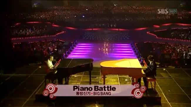 Tae Yang hát 'Don't wanna try'