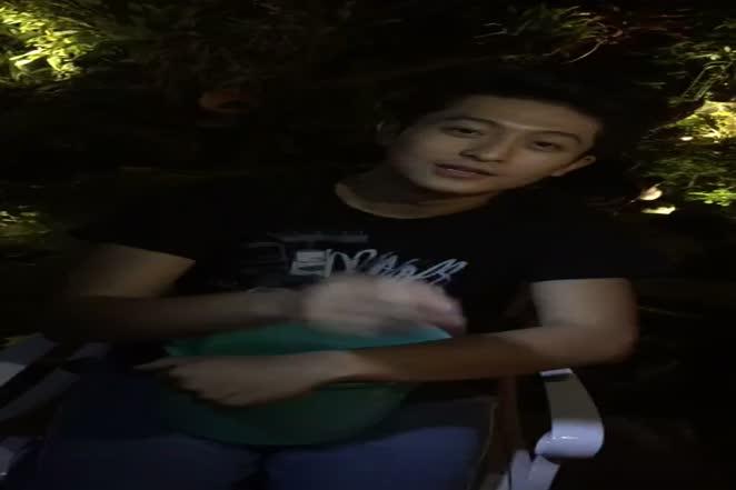 Harry Lu tham gia thách thức 'Ice Bucket Challenge'