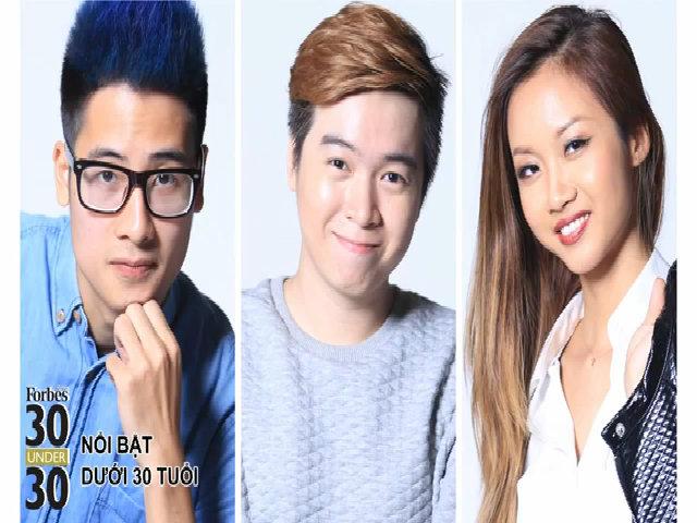 Top 30 gương mặt dưới 30 tuổi nổi bật tại Việt Nam