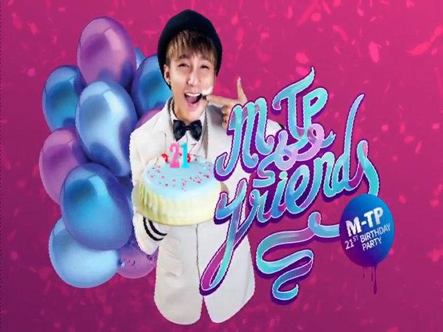 Trailer về buổi tiệc sinh nhật thân mật của Sơn Tùng M-TP