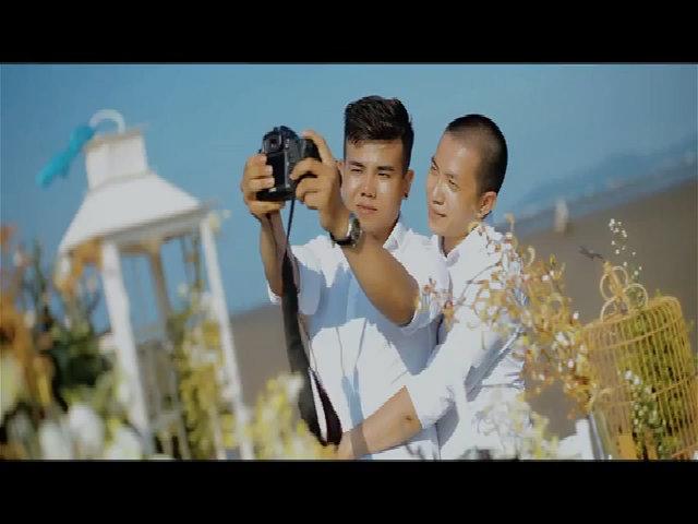 Video trước đám cưới của Tiến và Tuấn Anh