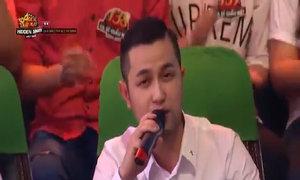 Anh trai Bảo Thy hát hit 'Công chúa bong bóng' của em gái