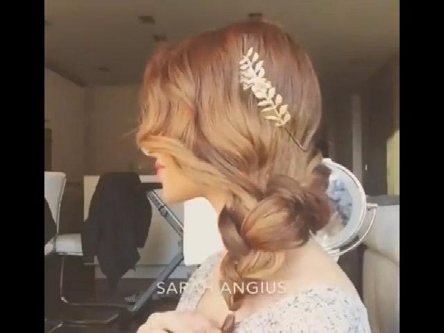 5 kiểu tóc nhanh đẹp đáng iu