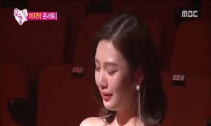 Màn chia tay đẫm nước mắt của Joy và Sung Jae trên We got married