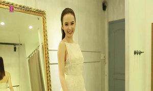 Angela Phương Trinh chuẩn bị ra sao cho sự xuất hiện trên thảm đỏ Cannes?