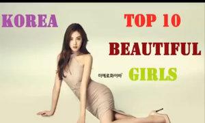 Top 10 idol nữ xinh đẹp nhất Hàn Quốc năm 2016
