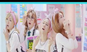 MV đầu tay của Lip B - gà cưng thuộc công ty Ông Cao Thắng