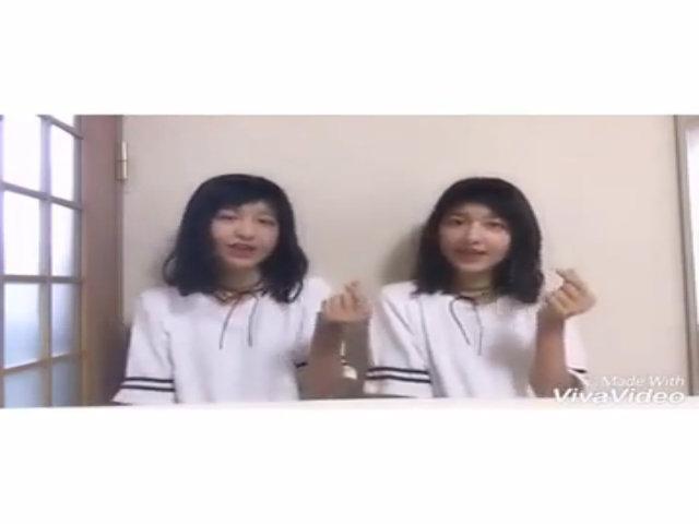 Cặp song sinh 16 tuổi đang gây sốt với bản cover 'Bút dứa'