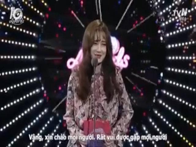 Ahn Jae Hyun trao lời yêu thương với nàng Goo Hye Sun ngay trên sóng truyền hình