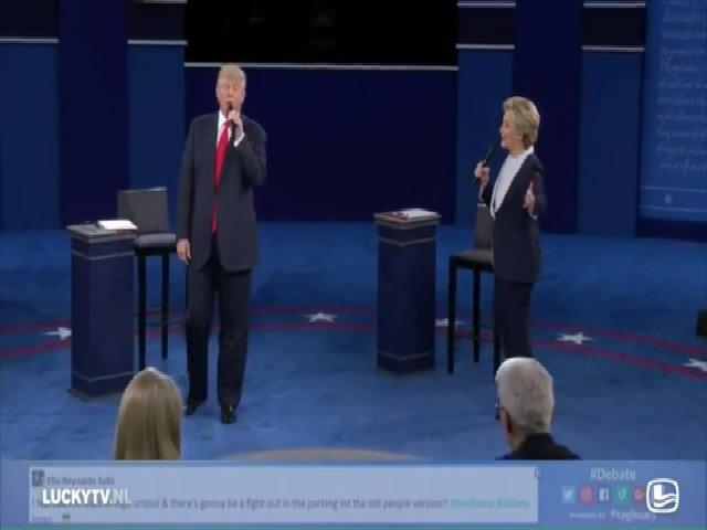Trump-Clinton hát đôi, nhảy hiphop, đánh nhau trong loạt clip chế