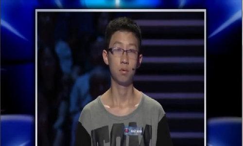 Phan Đăng Nhật Minh vô địch gamshow 'Chinh Phục'
