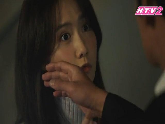 Loạt biểu cảm làm nũng đáng yêu của Yoon Ah trong 'The K2'