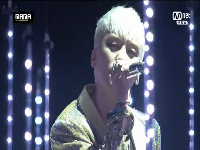 Big Bang tại MAMA 2015