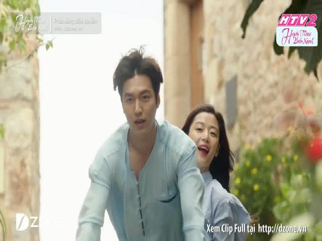 Lee Min Ho chinh phục 'nàng tiên cá' Jun Ji Hyun như thế nào